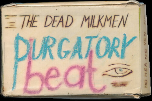 Purgatory Beat front cover